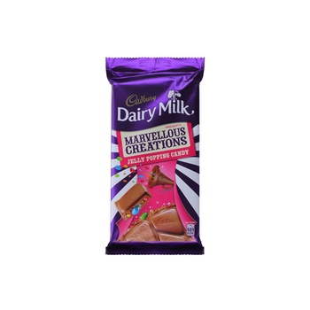 Cadbury Marvellous Creations - Jelly Popping Candy 160g