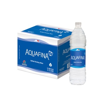 Aquafina Bottled Drinking Water 12x1.5L