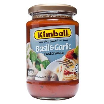 Kimball Basil & Garlic Pasta 350g