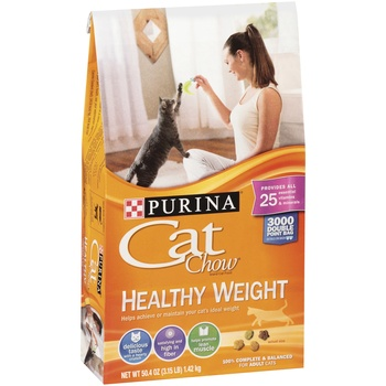 Purina Cat Chow Healthy Weight 6X3.15 LB