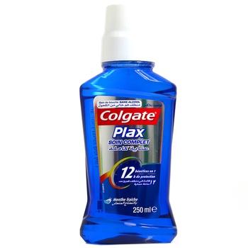 Colgate Plax Soin Complete Mouthwash Menthe Fraiche 250 ml