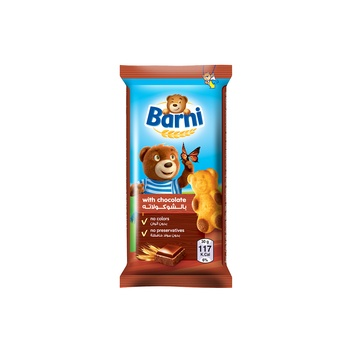 Lu Barni With Chocolate 30g
