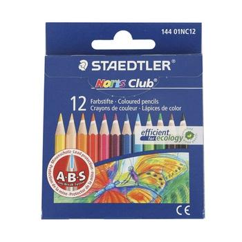 Staedtler Noris Club Color Pencil - 12 Pcs pack
