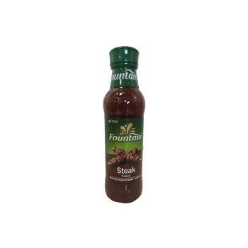 Fountain Steak Sauce 250ml