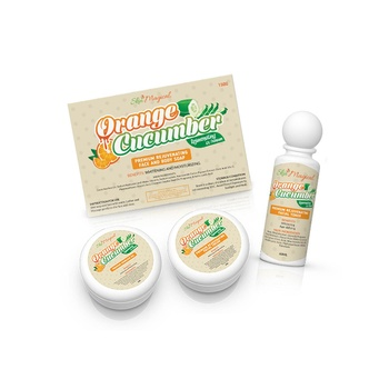 Skin Magical Ornge Ccmber Rejuvenating