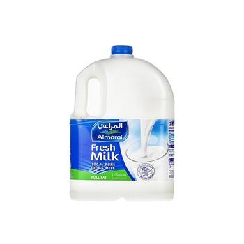 Almarai Fresh Milk Full Cream 3.78ltr