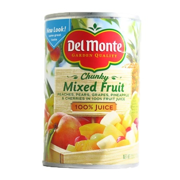 Del Monte Chunky Mix Fruit 425g