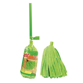 Scotch Brite Mop Set + Mop Refill Free