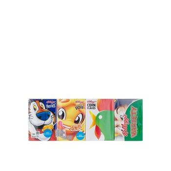 Kelloggs Variety Pack 205gm