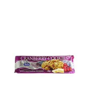 Merba White Chocolate Cranberry Cookies 150g