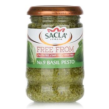 Sacla Pesto Basil Free From 190g
