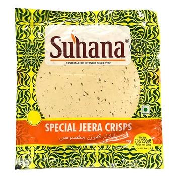 Suhana Special Jeera Crisps 200g