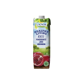 Lacnor Juice Healthy Living Pomegranate 1ltr