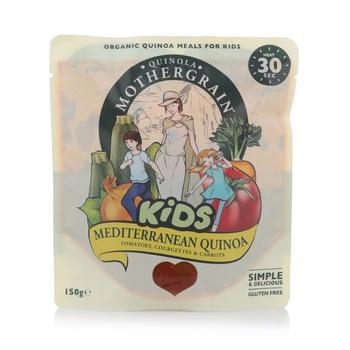 Mothergrain Kids Mediterranean150g