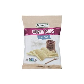 Simply 7 Chips Quinoa Sea Salt 28g