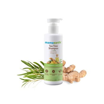 Mamaearth Tea Tree Shampoo 250ml