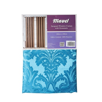 Assorted Curtains With Grommets 140X240cm
