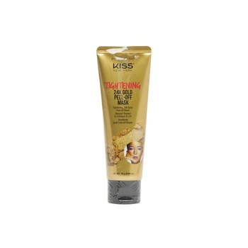 Kiss Tight 24K Gold Pl-Off Mask 75g