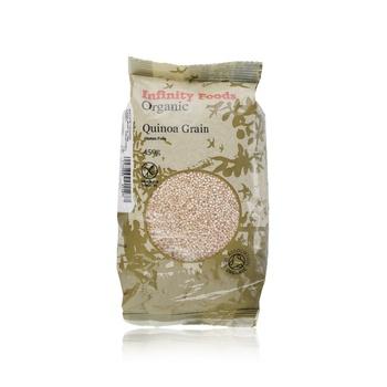 Infinity Foods Organic Quinoa Grain F/T 450g