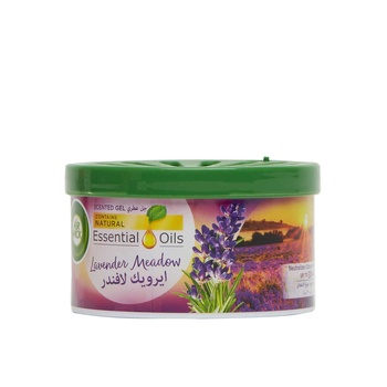 Airwick Scented Gel Can Lavnder 70g