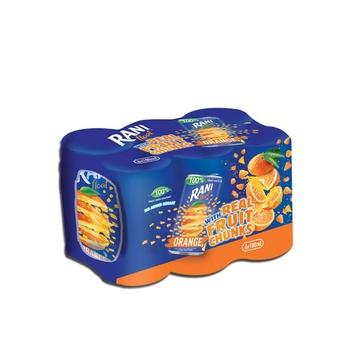 RANI Float NAS Orange  6X180 ml