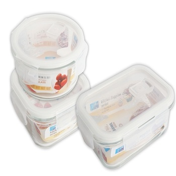 Containers 3 pc Set