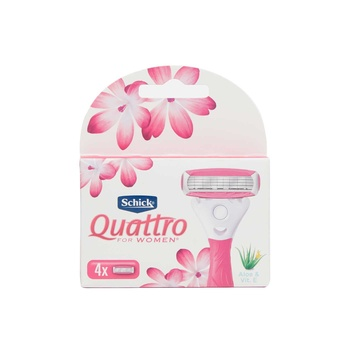 Schick Quattro For Women Ultra Smooth Cartridges 1 X 4