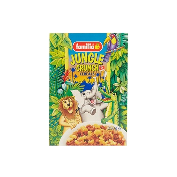 Familia Swiss Jungle Crunch 250G
