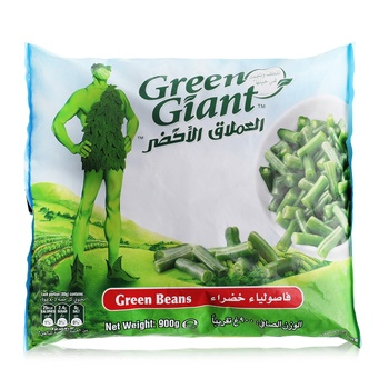 G.Giant Whole Green Beans  900g