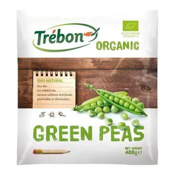 Trebon Organicanic Green Peas 400g