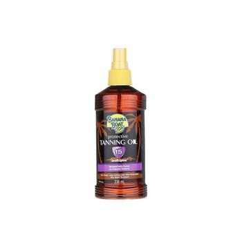 Banana Boat Protective Tanning Oil With Carrots & Banana SPF 15 236ml