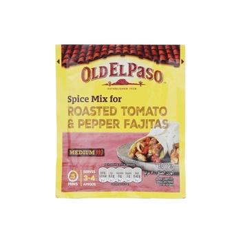 Old El Paso Roastd Tomato & Peper Spice Mix 30g