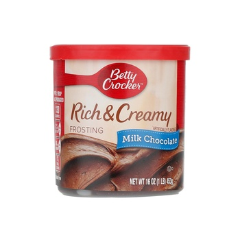 Betty Crocker Frosting Milk Choc Rich & Creamy 16oz