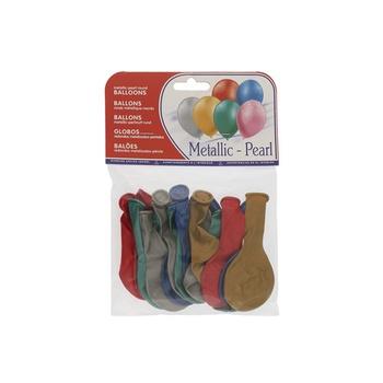Balloon  Metallic -15pcs pack