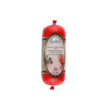 Chicken Mortadella Spicy 335gm