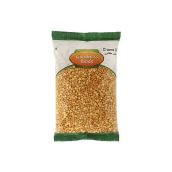 Goodness Foods Chana Dal 500g