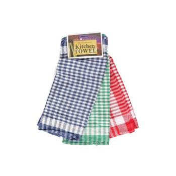 Orion kitchen towel 3 pcs 40x65cm