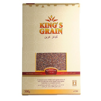 Kings Grain Red Quinoa Gluten Free 500g