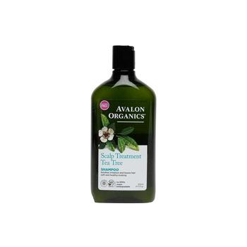 Avlon Tea Tree Scalp Treat Shampoo 11Oz