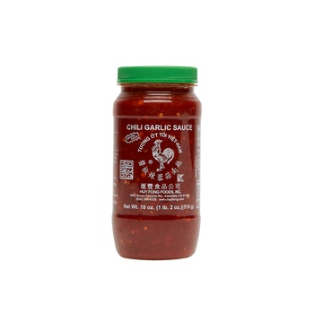 Huyfong Sauce Chili Garlic 18oz