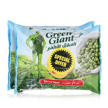 Green Giant Garden Peas 2 x 450g