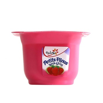 Yoplait Petit Filous Raspberry 50g