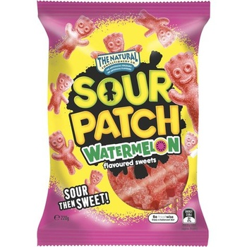 The Natural Confectionery Co. Sour Patch Watermelon 220g