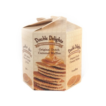 Double Delight Waffles Hexa 230g