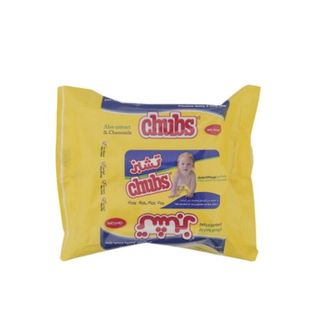 Chubs Baby Wipes Skin 20pcs