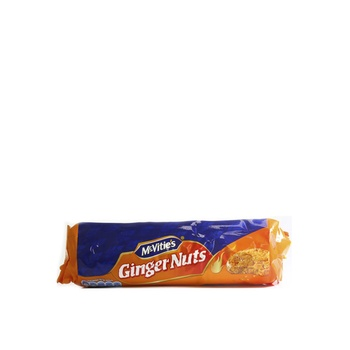 Mcvities Biscuit Ginger Nuts 250g