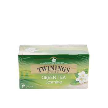 Twinings Green Tea Jasmine 25s