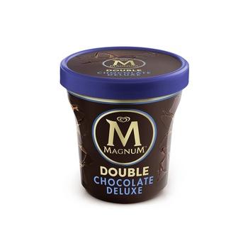 Magnum Double Choco Delux 440ml