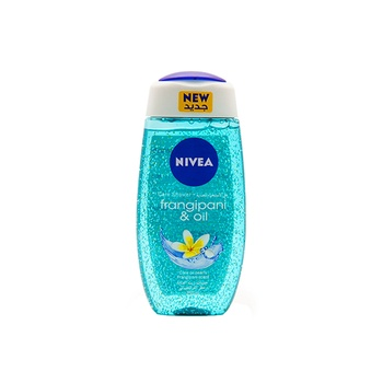Nivea Care Frangipani & Oil Shower Gel 250 ml