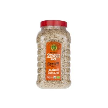 Organic Himalayan Brown Basmati Rice 1Kg